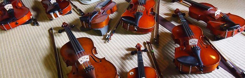 スズキメソード バイオリン・ビオラ 伊藤達哉クラス